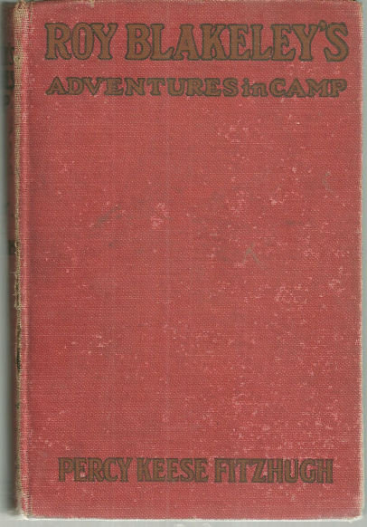 Roy Blakeley's Adventures in Camp by Percy Fitzhugh #2