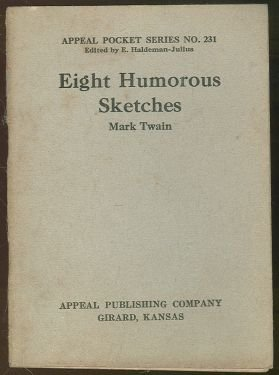 Eight Humorous Sketches by Twian Appeal Pocket #231