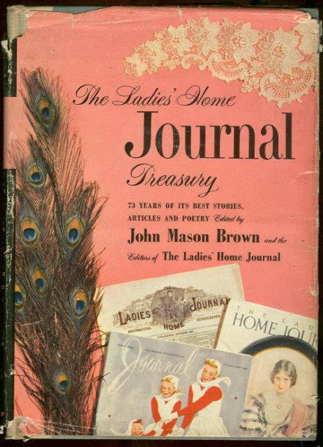 Ladies Home Journal Treasury 75 Years of Stories w/DJ