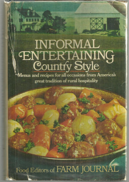 Informal Entertaining Country Style Ed by Nell Nichols