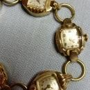 Bracelet of 5 Vintage Gold Filled Ladies Watches