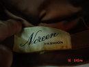 Vintage Brown Mink Fur Pillbox Hat by Noreen