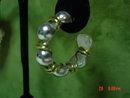 Heavy Taxco Mexico 925 Sterling Pierced Earrings