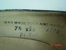Vintage Black Patent Leather