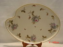 Large Palette Shaped Dresser Tray by De Hauteville Porcelain
