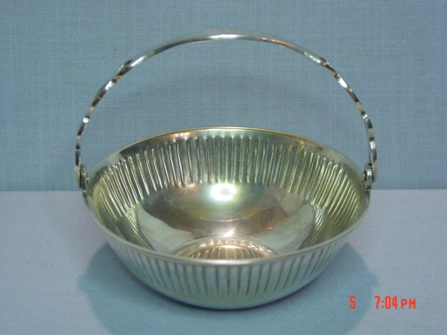 EPNS India Small Handled Bowl