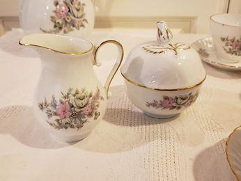 Kaiser W. Germany 15 Piece Demitasse Tea Set