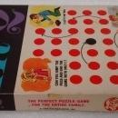Vintage Hi-Q Puzzle Game w/Box Family Ed. 1970 Complete