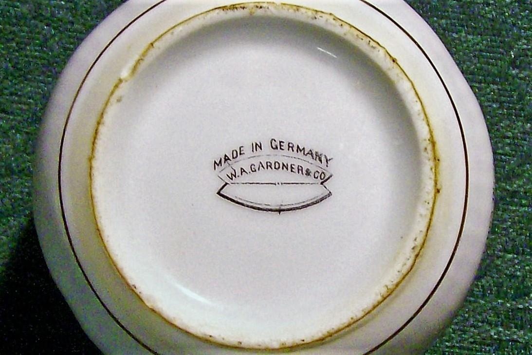 Antique New Hampshire Conference Seminary Souvenir Cup Ca. 1900 Tilton