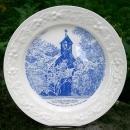 Vintage St. Mark's Episcopal Church Historical Plate 10