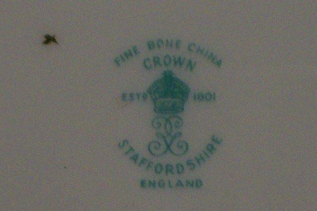 Crown Staffordshire
