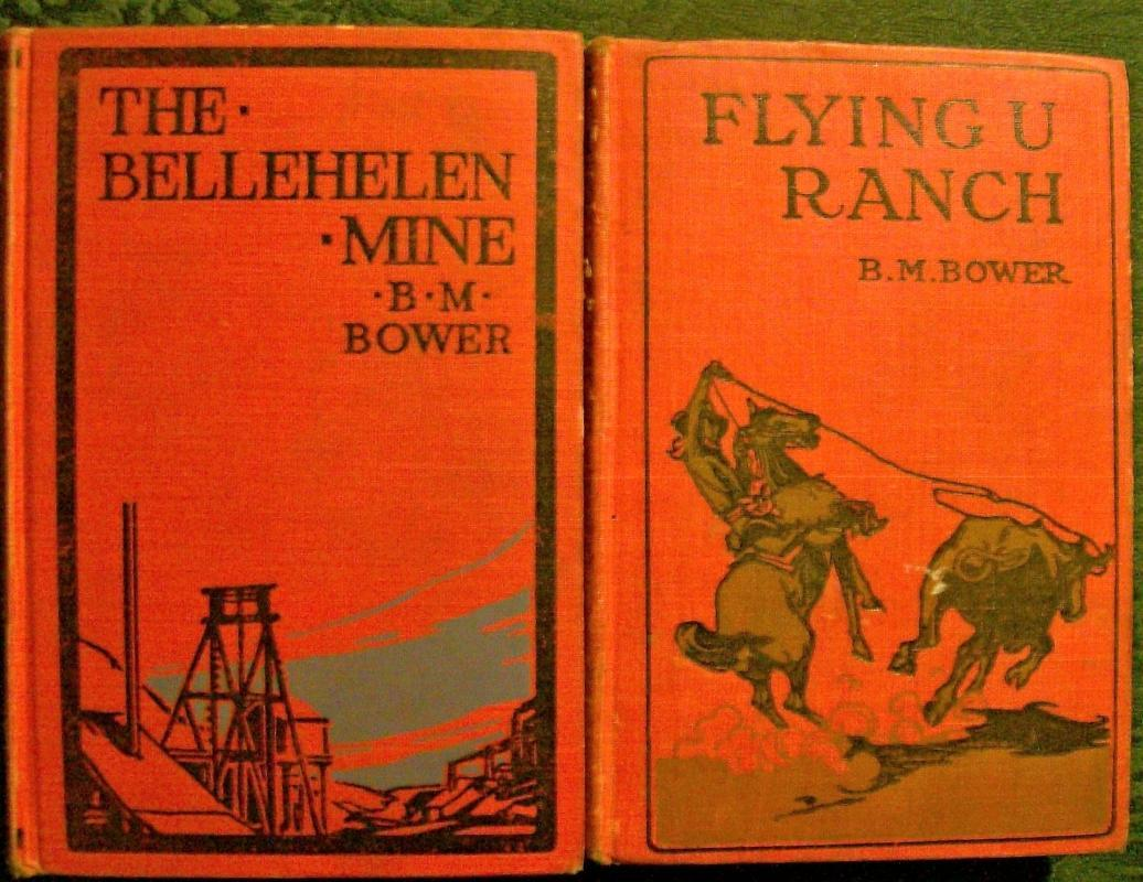 Vintage Books by Bower