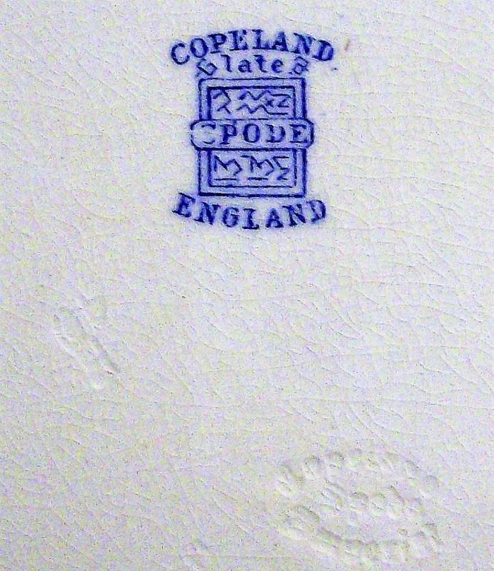 Vintage Copeland/Spode