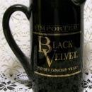 Vintage Black Velvet Whisky Pitcher Canadian Advertising 6