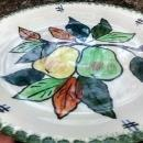 Vintage Blue Ridge Honolulu #1 Salad Plate 1940s