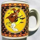 Vintage Casper the Friendly Ghost Mug 1986