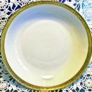 Antique Royal Bayreuth ROB24 Bowl Gold Encrusted Grapevine Motif 7