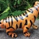 Vintage Morton Bengal Tiger Figurine MCM