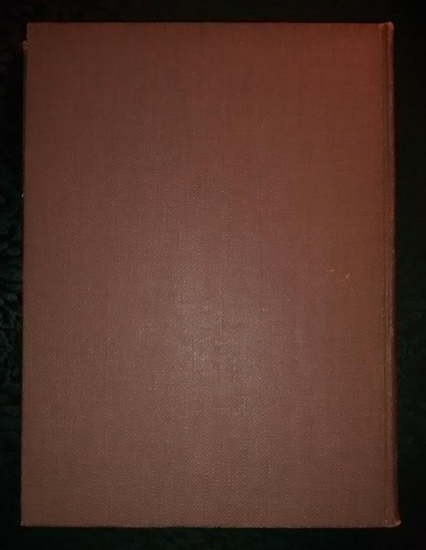 Vintage Yearbook 1938 Colby College Waterville Maine Oracle