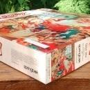 Vintage Springbok Jigsaw Puzzle #6310 Coca-Cola Santa's Workshop 1000 Pcs Complete w/Box