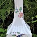 Vintage Aynsley Pembroke Bud Vase Square Body 7