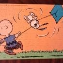 Vintage Peanuts Snoopy Puzzle 100 PC #4382-5 Kite