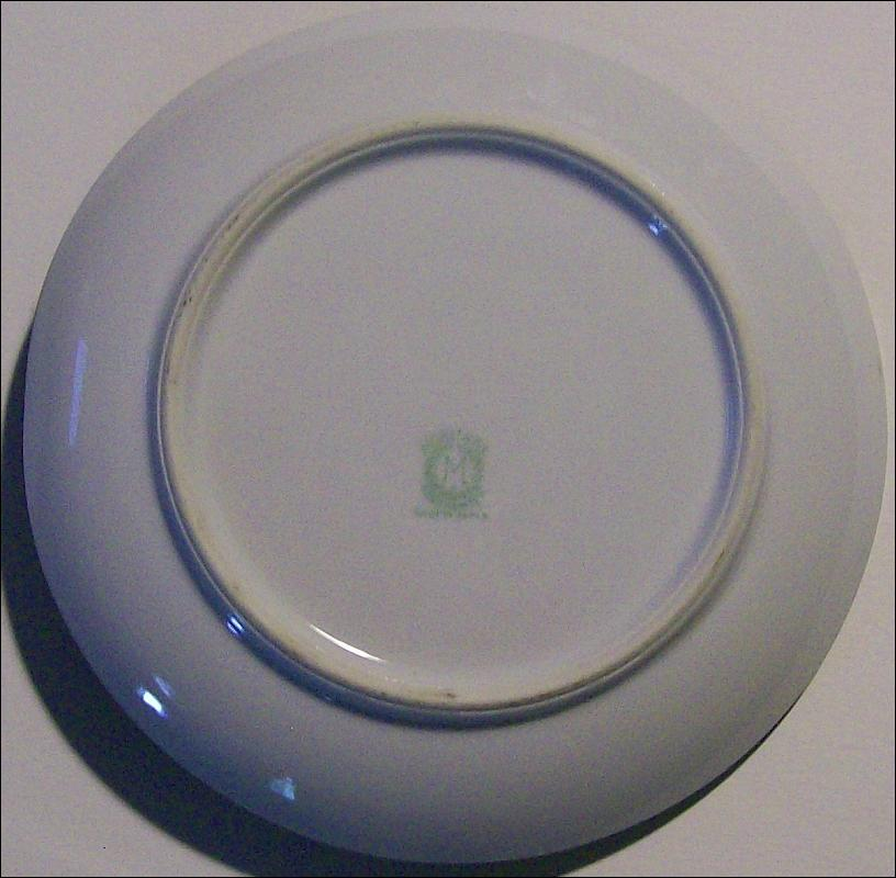 Art Deco Noritake Lemon Dish