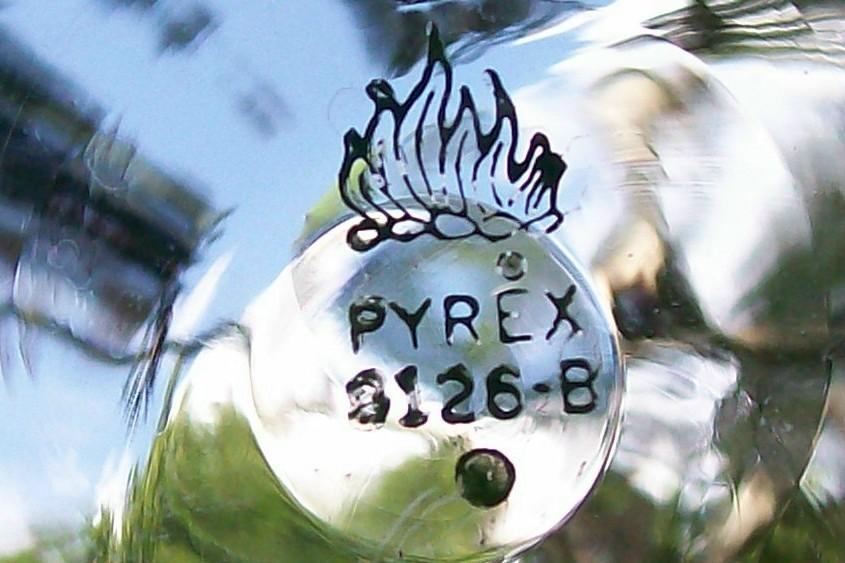 Pyrex Flameware