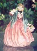 Vintage Royal Doulton Lady Charmian Bone China Figurine HN1949