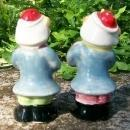 Disney Dumbo Ceramic Circus Clown Salt & Pepper Shakers: 1960's