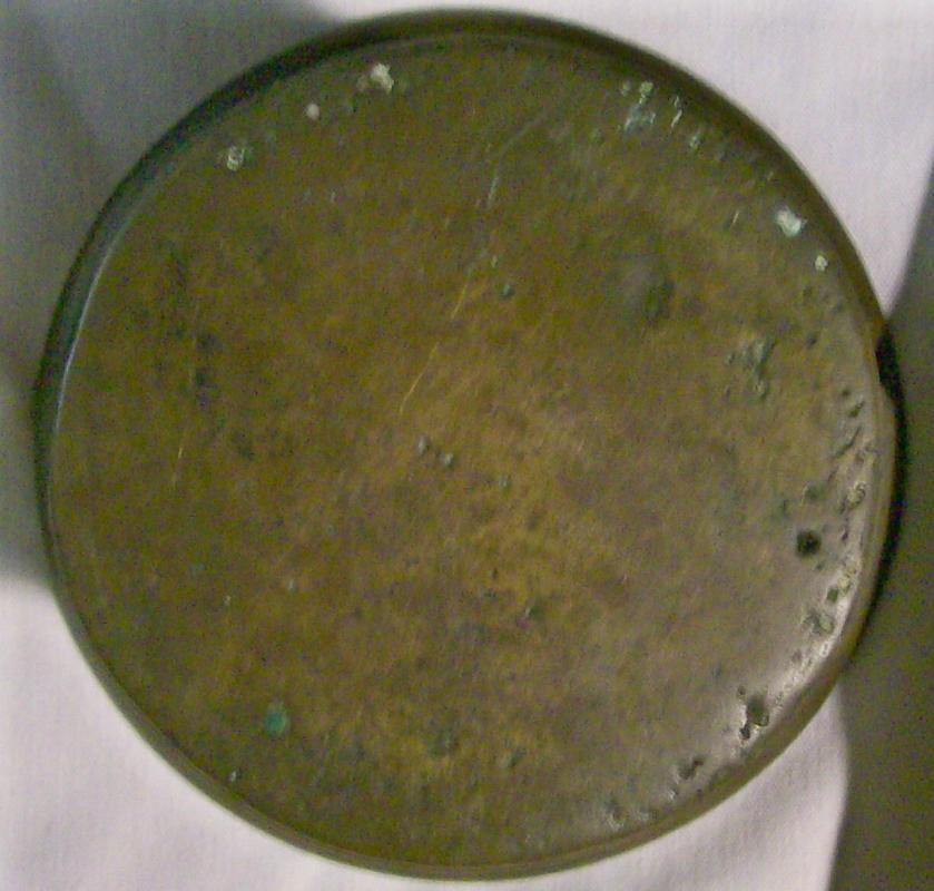 Antique Bronze Apothecary Mortar & Pestle Set Ca. 1800