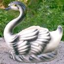 Vintage Figural Swan Planter #453/493 Ca. 1940s USA #453/493