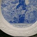 St. Albans WV St. Mark's Episcopal Church Historical Ceramic Plate 10