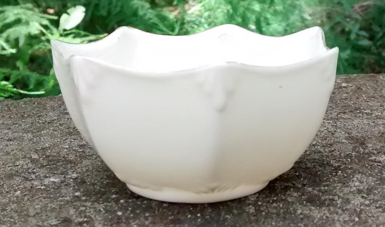 Monte Carlo Crested China Souvenir Salt Dish Arkinstall England