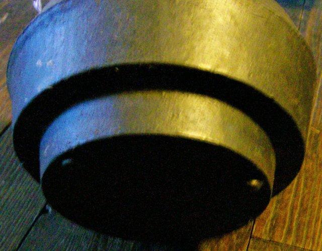 Cast Iron Woodstove Teakettle 1800s Fits Stove Eye