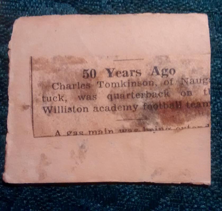 Charles Tomkinson Family Photos Naugatuck/Williston CT Genealogy