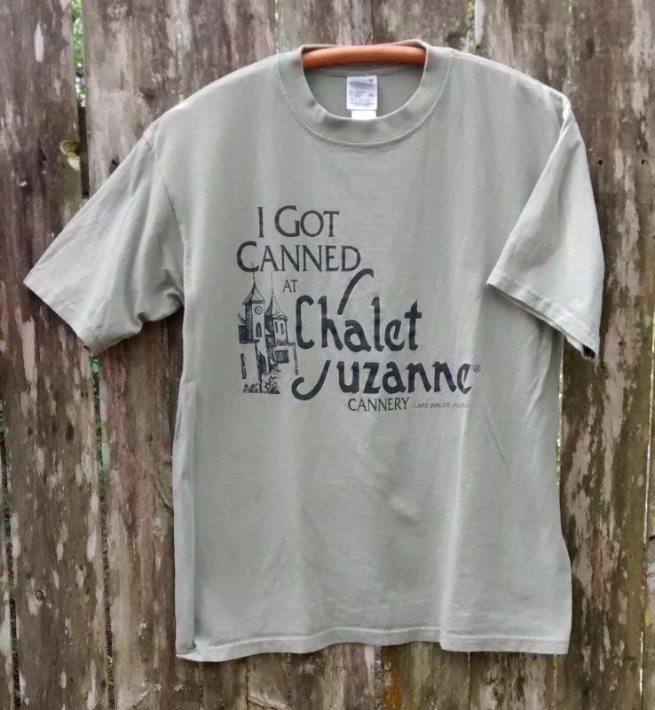 Chalet Suzanne T-Shirt:
