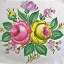 Vintage Quban Royal Platter 13.5