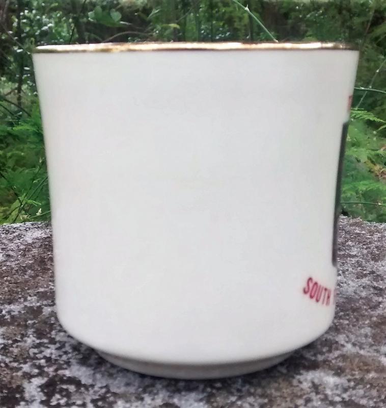 Vintage Boy Scout Mug 1971 World Jamboree Nippon Troop 611