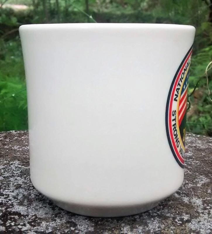 Vintage Boy Scout Mug 2001 National Jamboree
