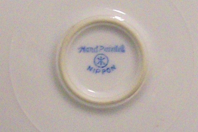 Antique Noritake Nippon Cake Plate/Server 9.5