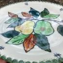 Blue Ridge Honolulu #1 Salad Plate 1940s