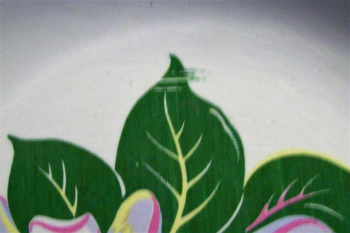 Vintage Cronin China Platter COI1 Floral Center 13