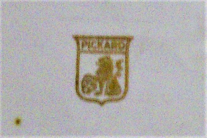 Vintage Pickard