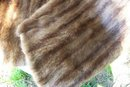 Vintage Mink Stole Fur Wrap 1940's-50's Morin Canada