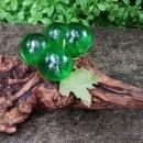Vintage Lucite/Acrylic Grape Centerpiece 1960s Grapevine Green