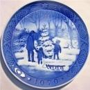Vintage Royal Copenhagen Plate