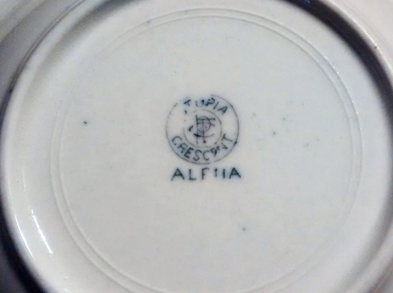 Antique Crescent Pottery