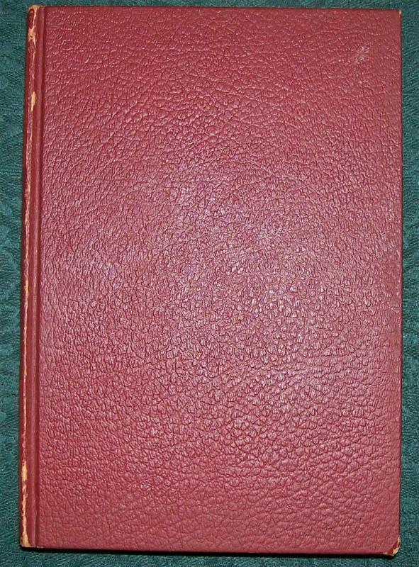 Vintage Agatha Christie Mystery Book The A.B.C. Murders 1936