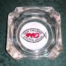 Vintage New England Oyster House Ashtray 1960s As Is